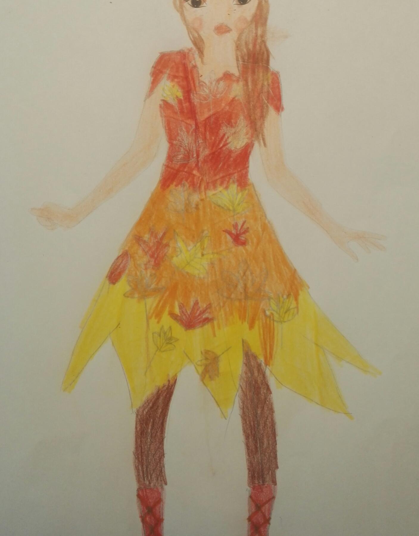 Hanna K., 8 Jahre, aus Augsburg