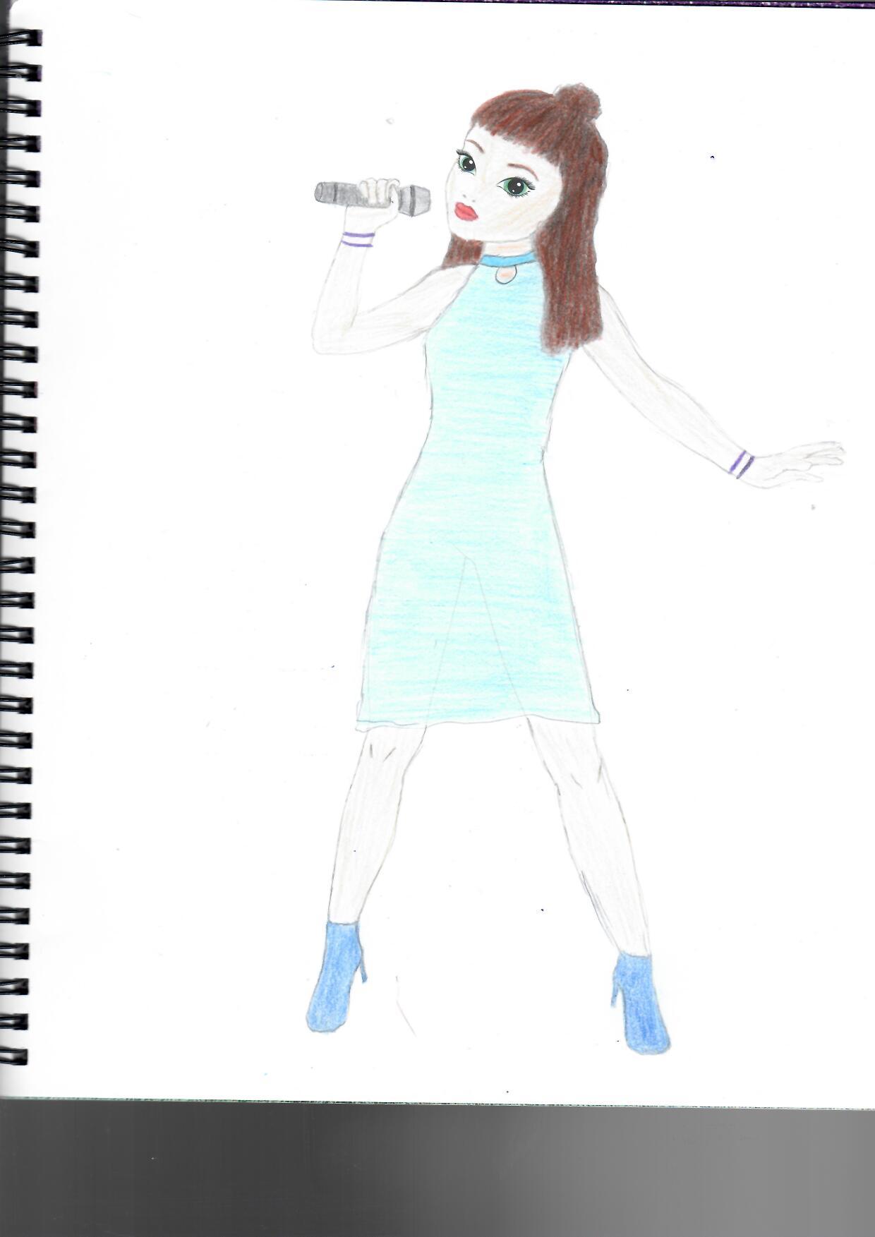 Ela H., 11 Jahre, aus Pezinok