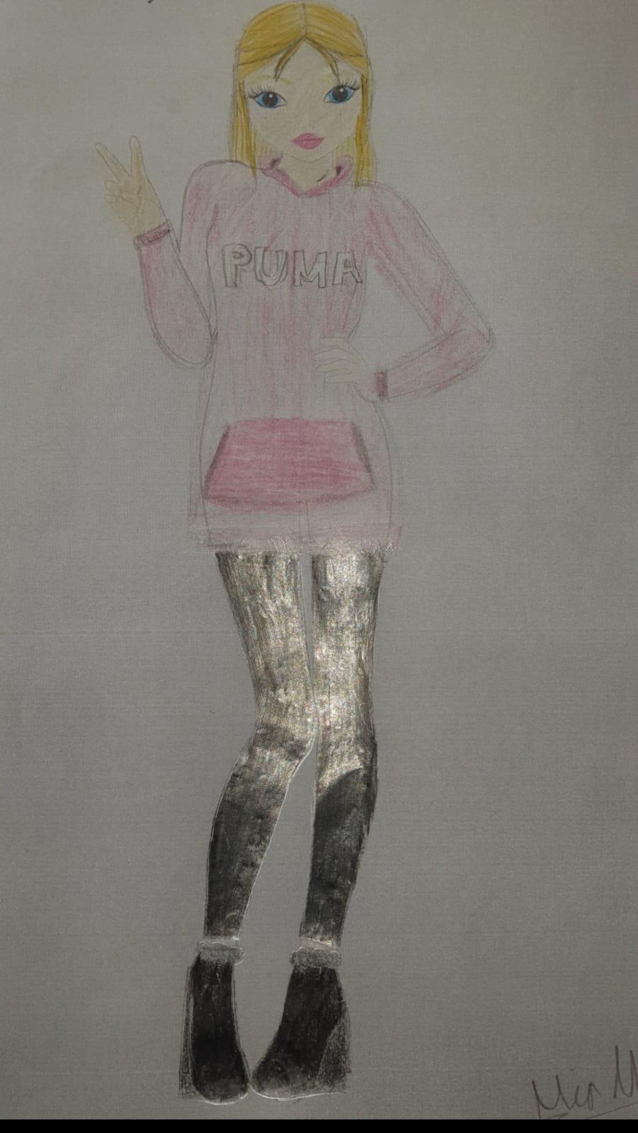 Mia M., 12 Jahre, aus Beckum