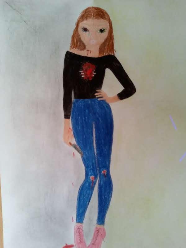 Pauline B., 13 Jahre, aus Gütersloh