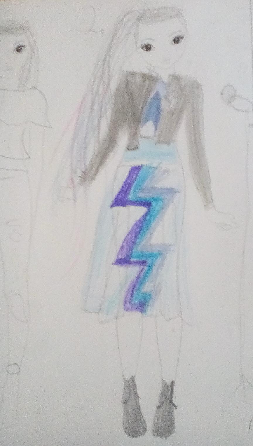 Natalia G., 9 Jahre, aus Castelldefels