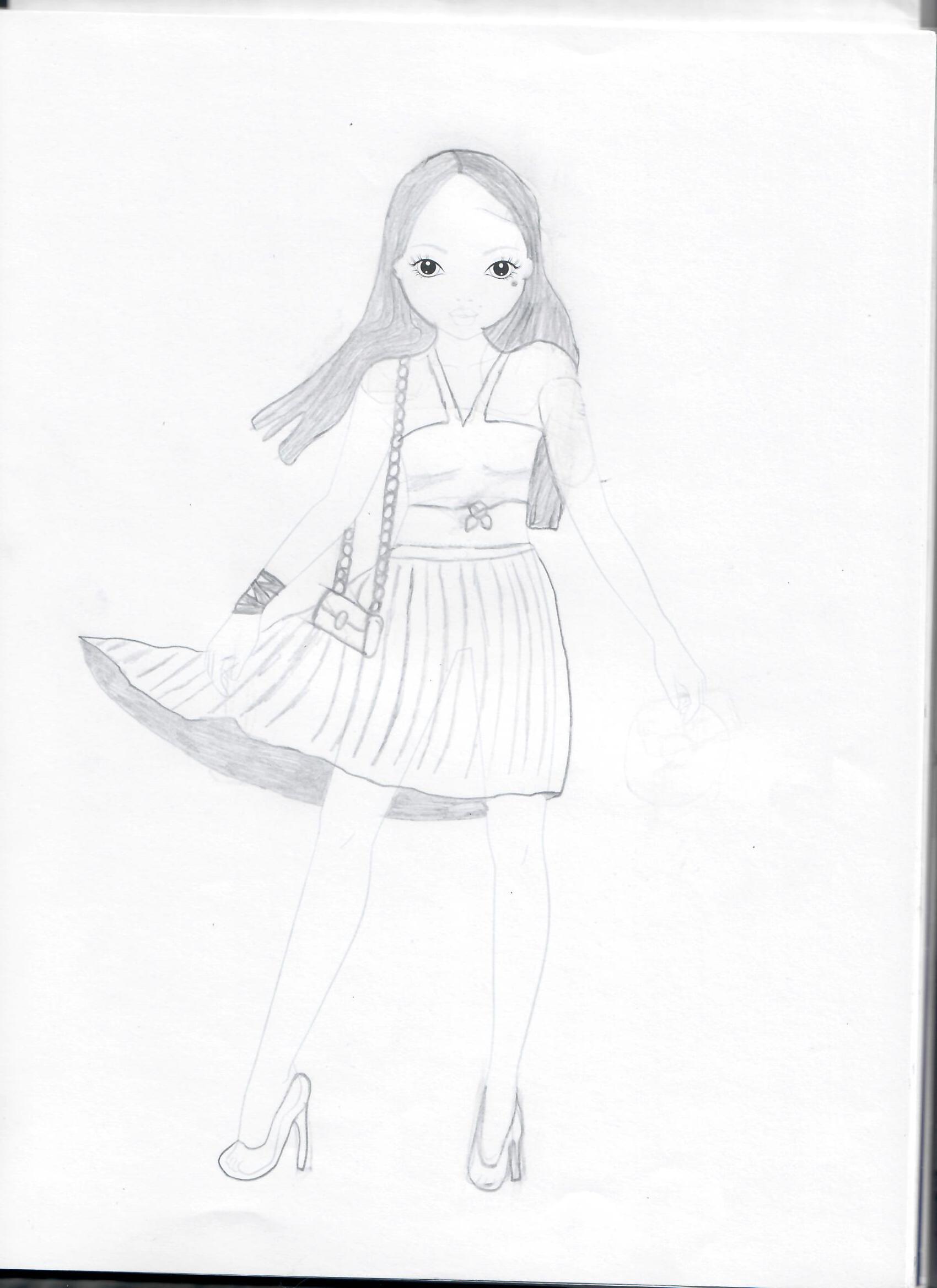 Quirina S., 10 Jahre, aus Haibach