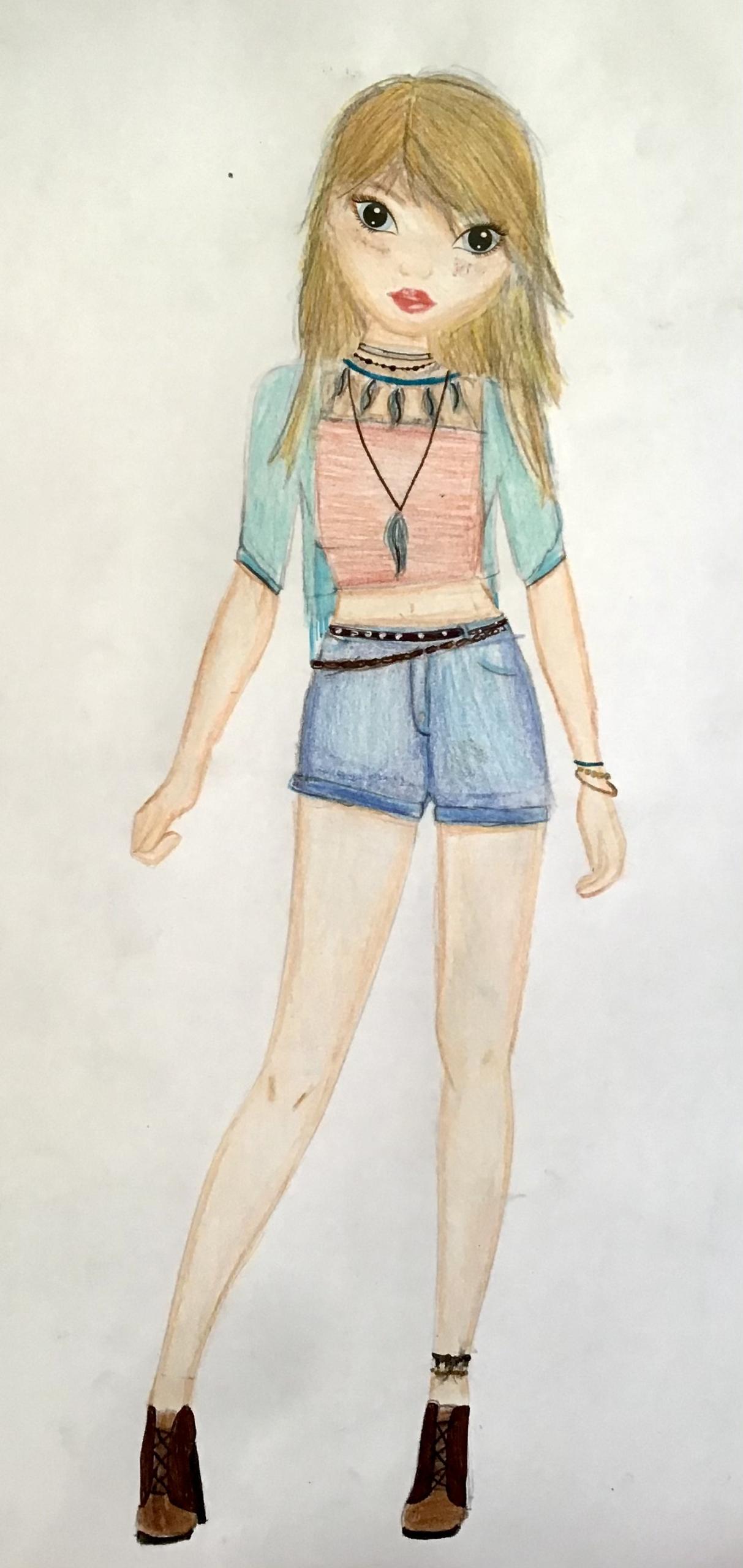 Talia C., 12 Jahre, aus D