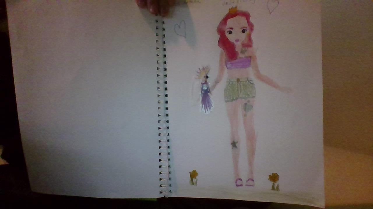 Athena m., 8 Jahre, aus Suhr