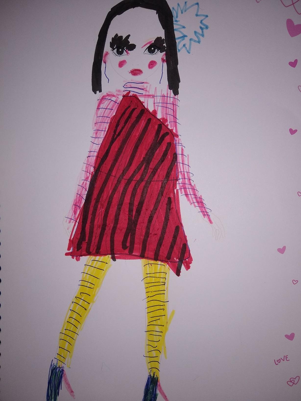 Kawi H., 6 Jahre, aus Offenbach am Main