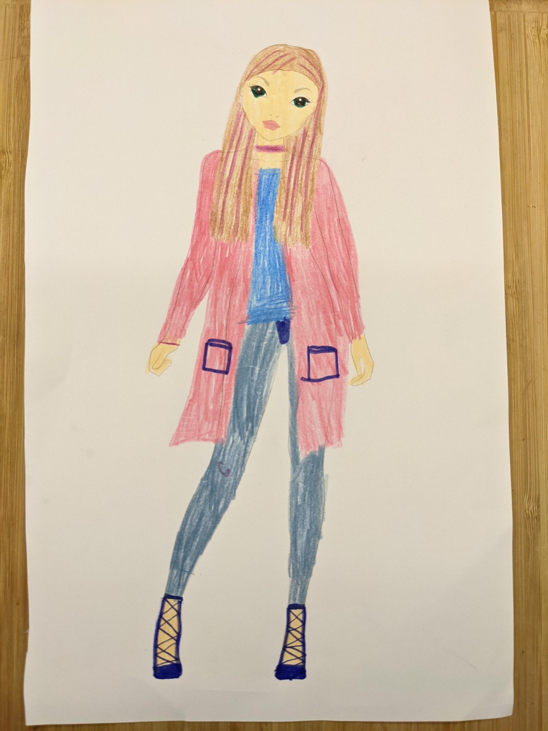 Luisa G., 8 Jahre, aus Wiedenzhausen