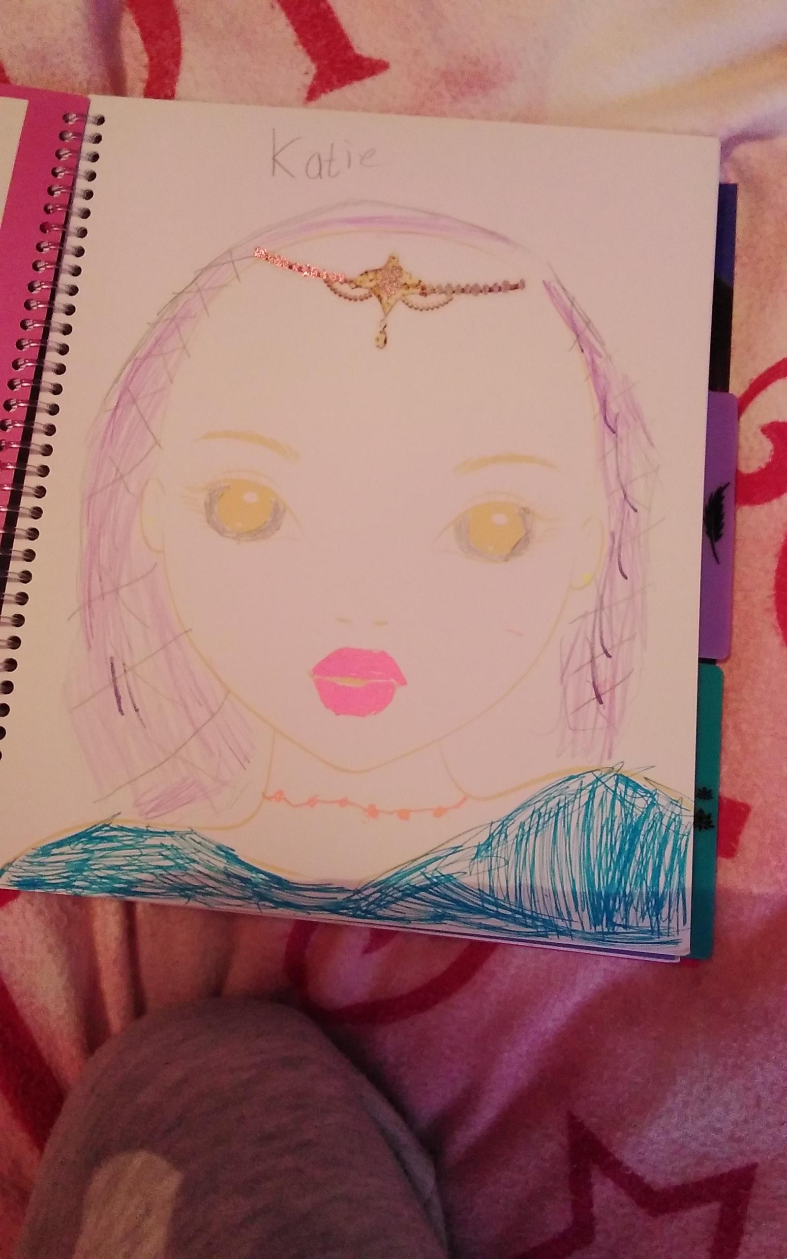 Jessica  W., 7 Jahre, aus Lucan