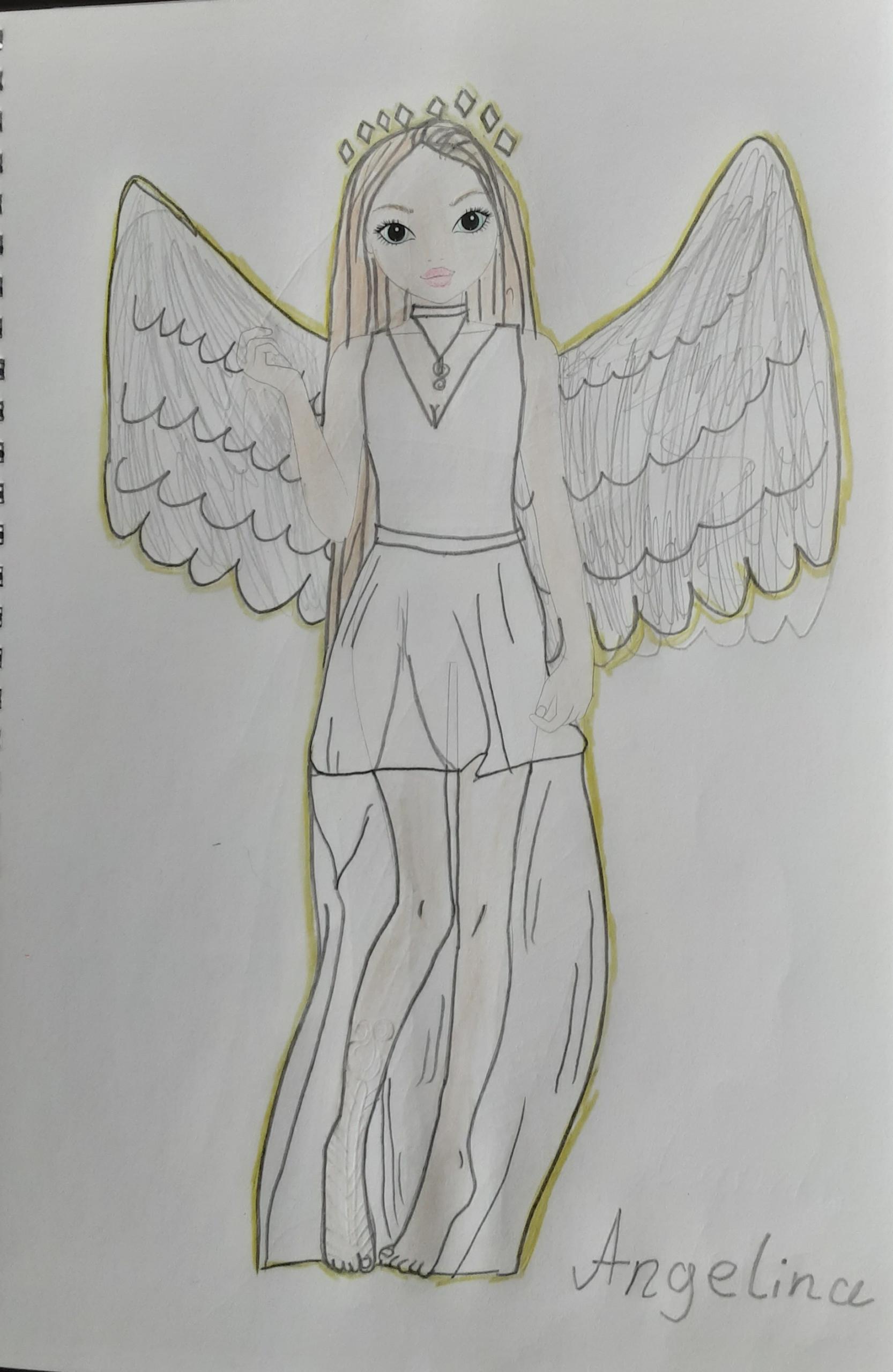Darja  K., 9 Jahre, aus Köln