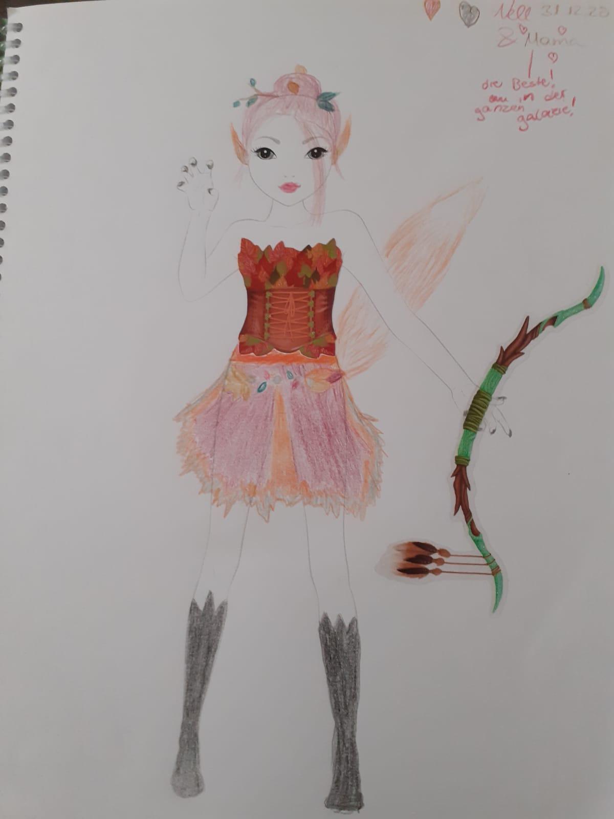Nell R., 9 Jahre, aus Ratingen