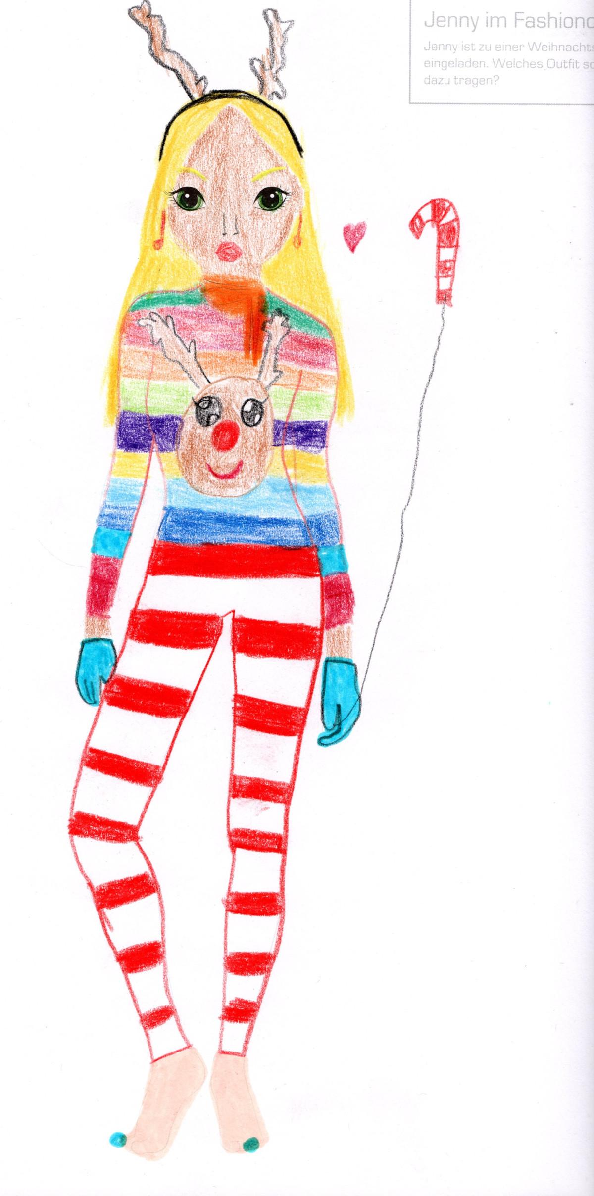Lynn K., 10 Jahre, aus Mühlheim am Main