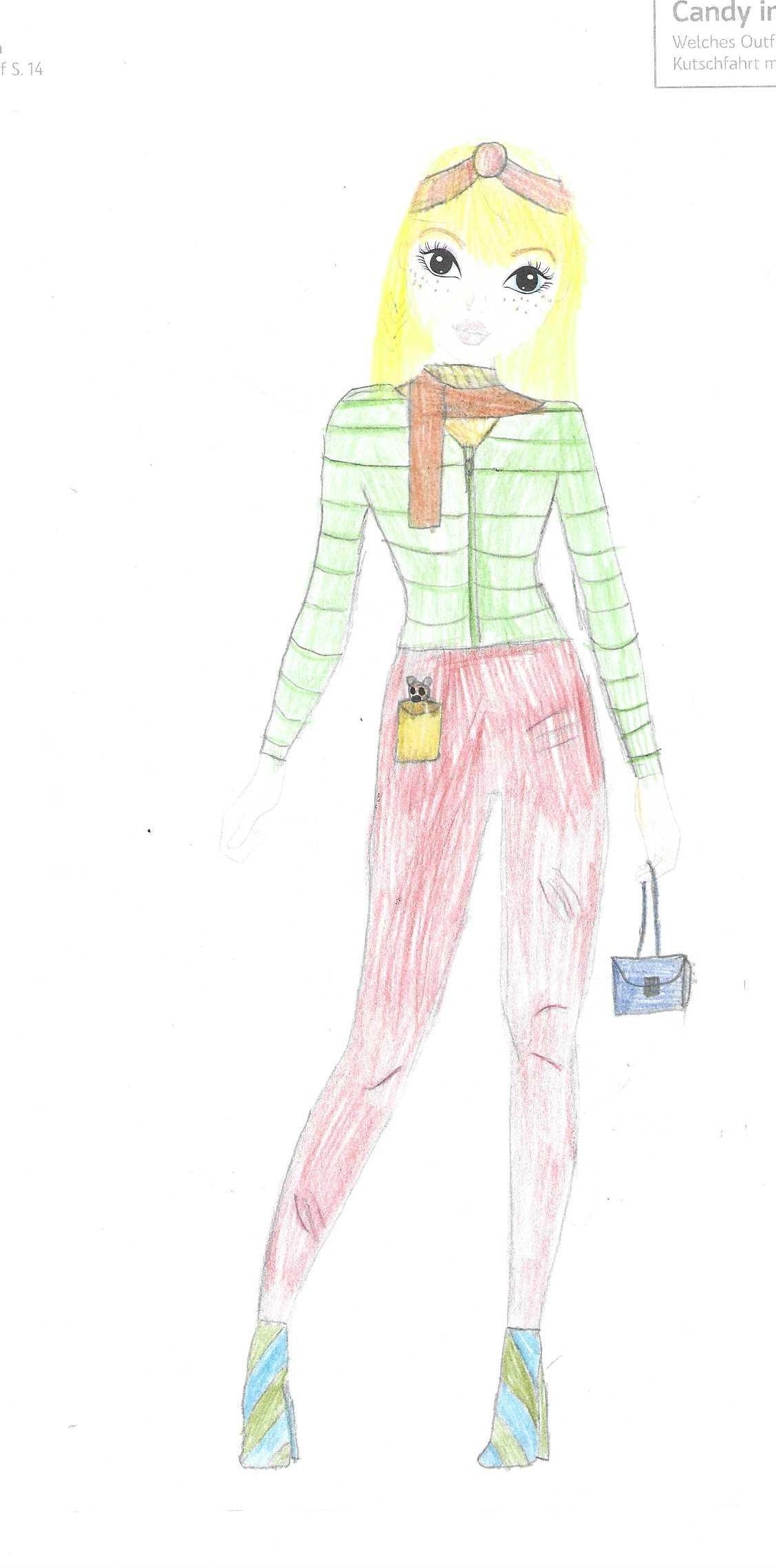 violetta H., 9 Jahre, aus Minden