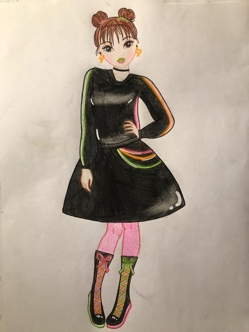Guadalupe H., 11 Jahre, aus Berlin