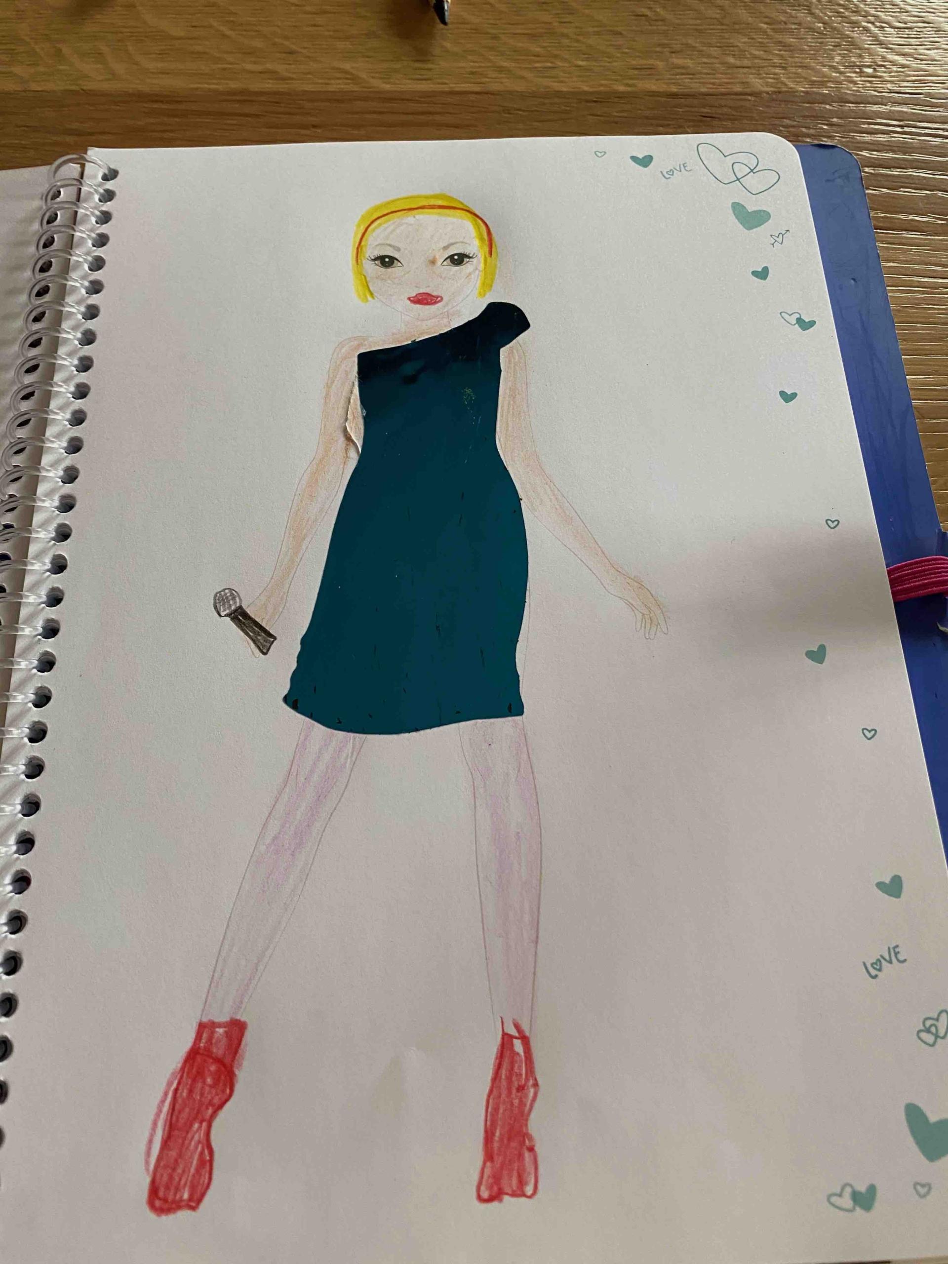 Maja B., 10 Jahre, aus Österreich