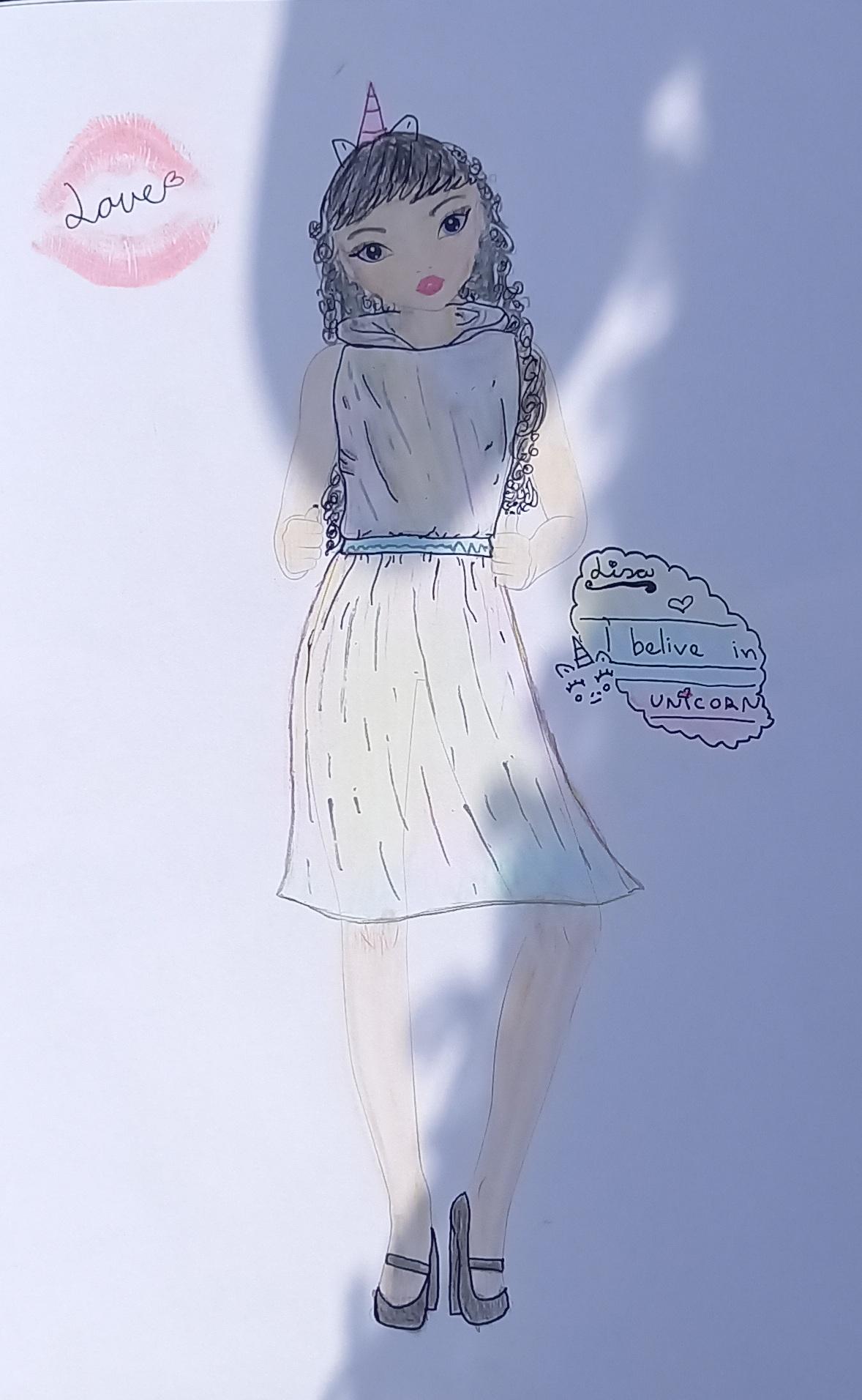 Dita G., 15 Jahre, aus Dubaj
