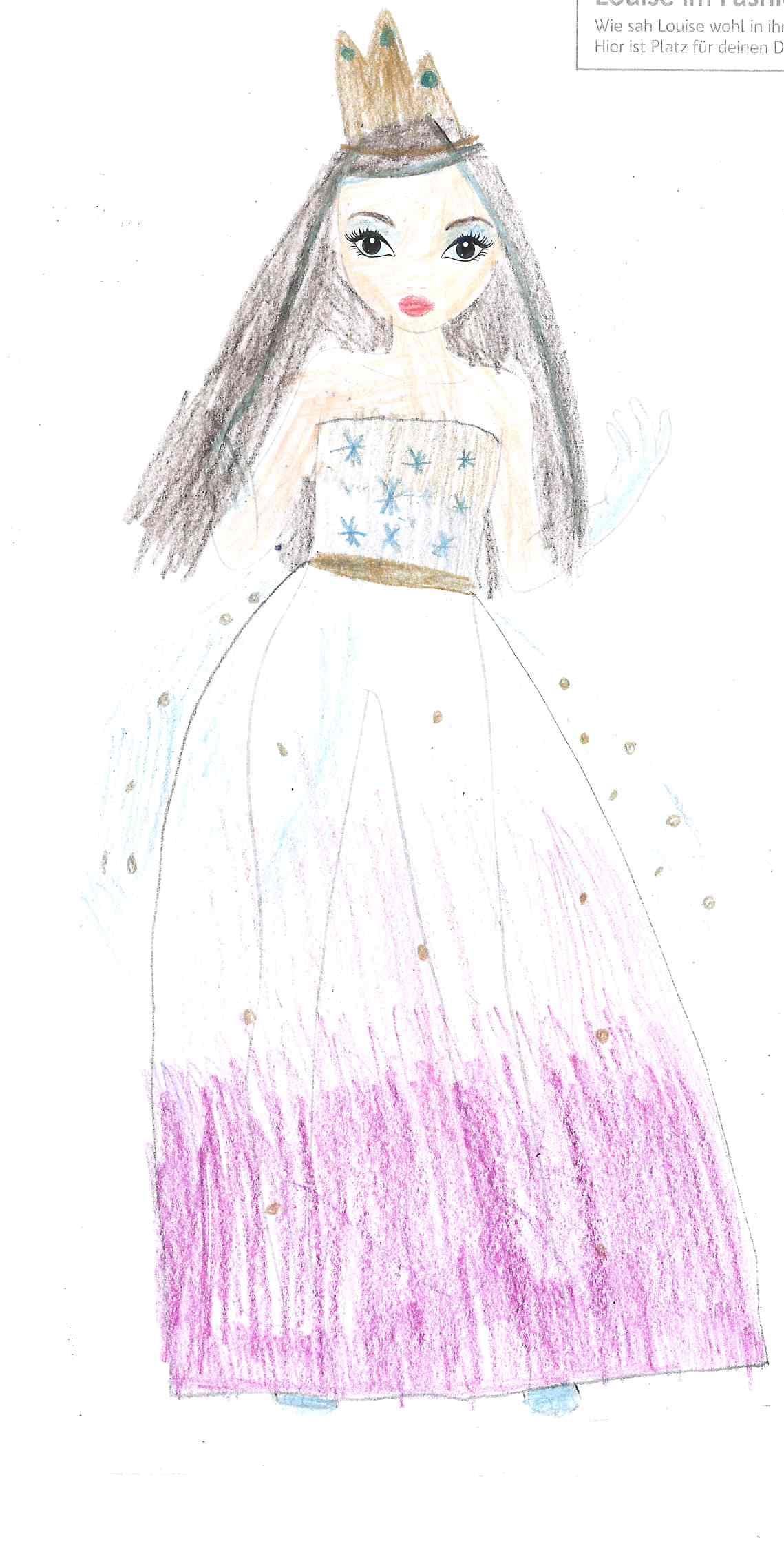 Christina E., 9 Jahre, aus Tyrlaching