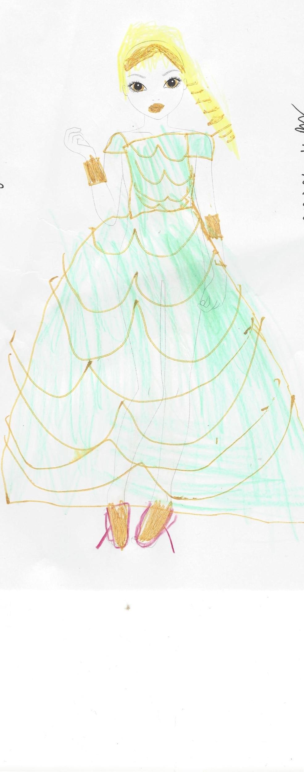Kira B., 6 Jahre, aus Bingen