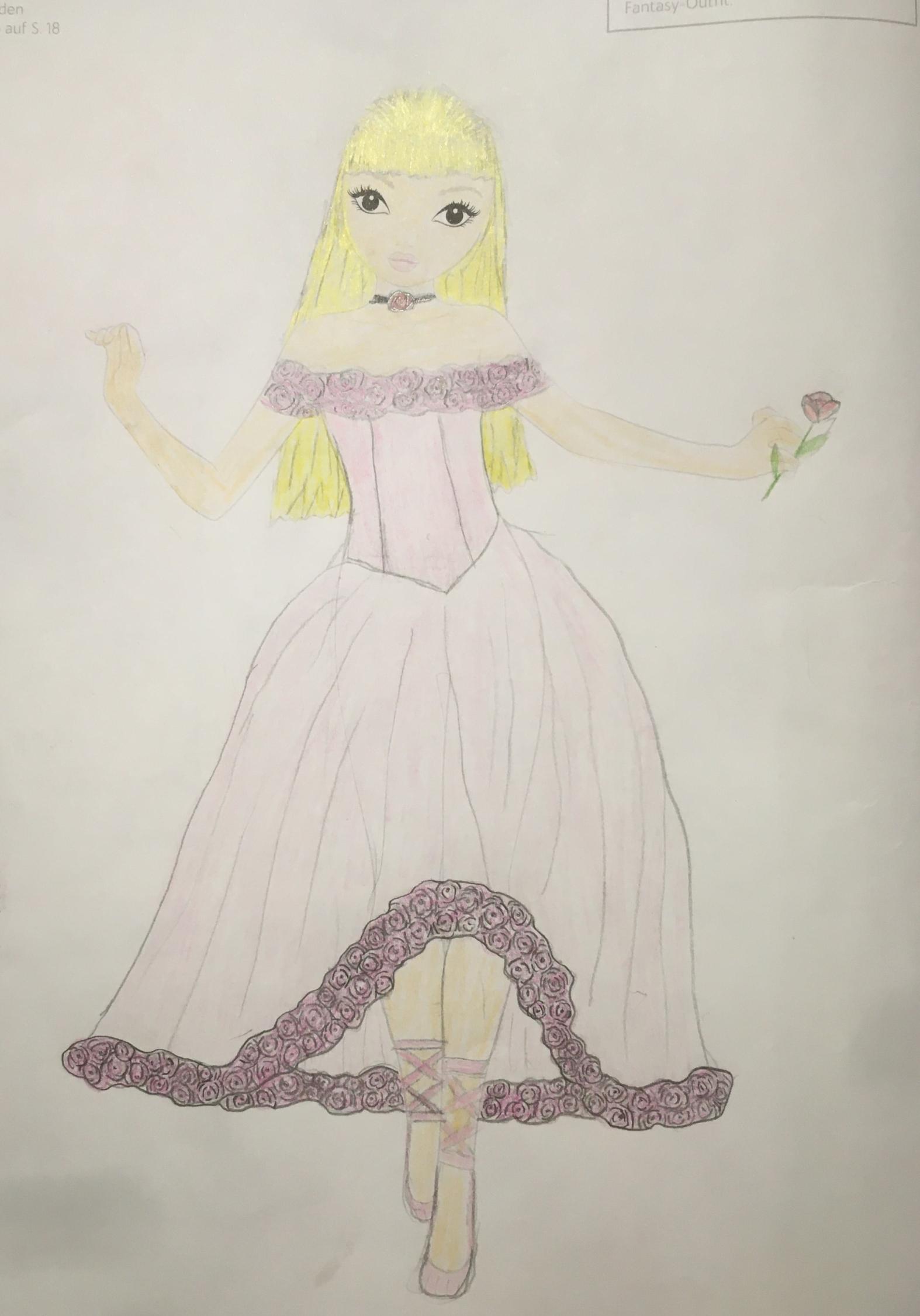 Melissa L., 11 Jahre, aus Teltow