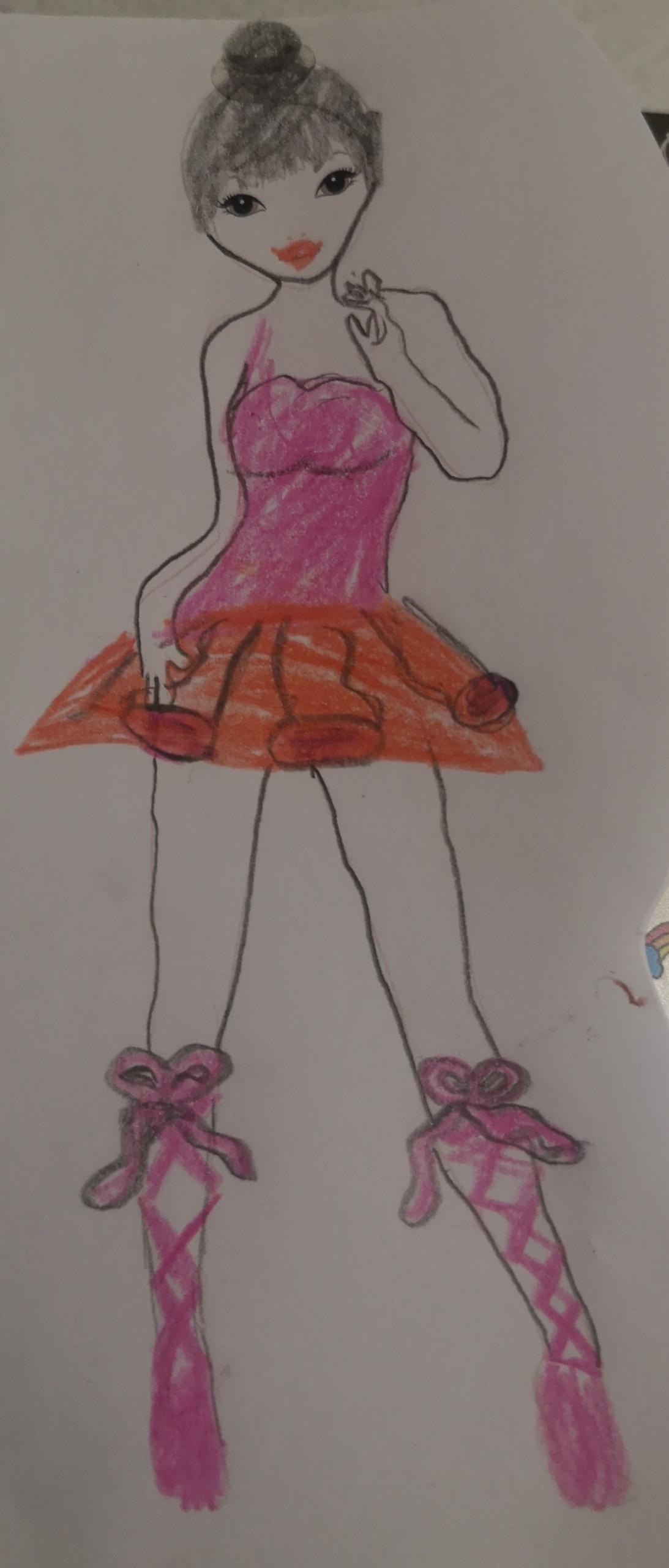 Laura C., 7 Jahre, aus berlin