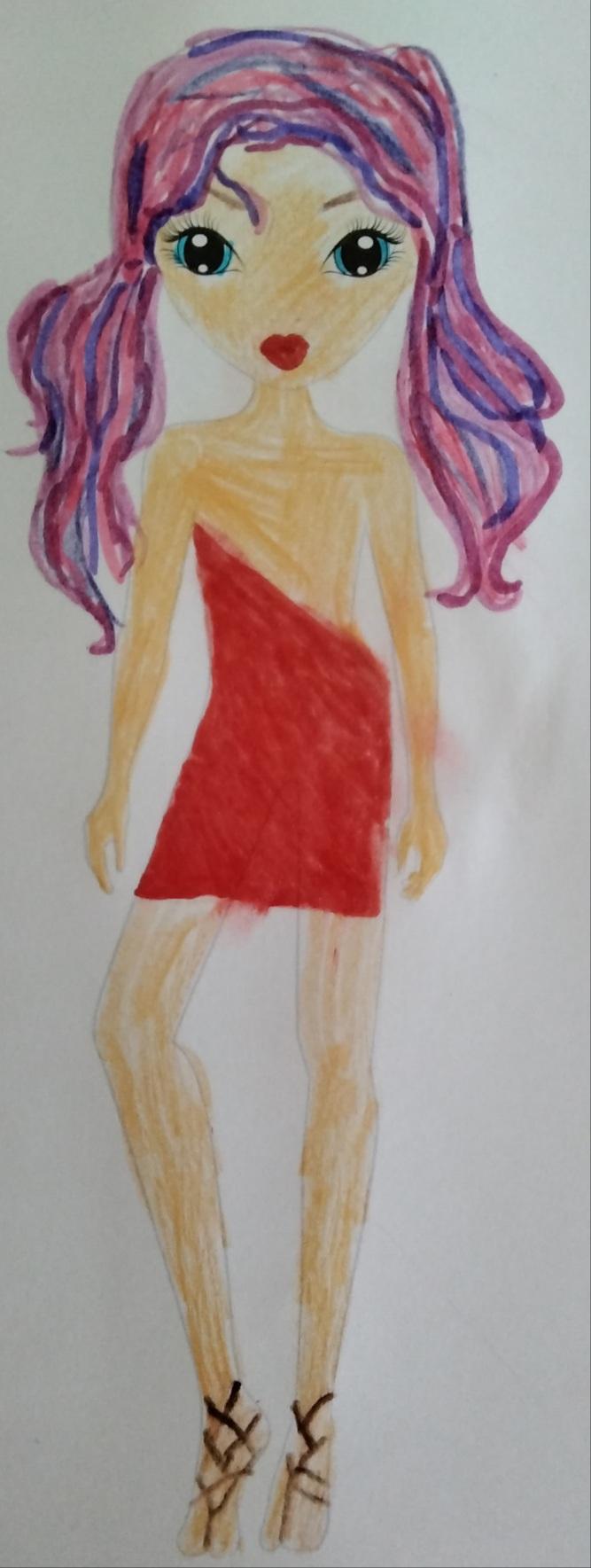 Zoey  L., 10 Jahre,