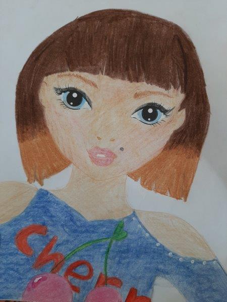 Josefine J., 11 Jahre, aus Malterdingen