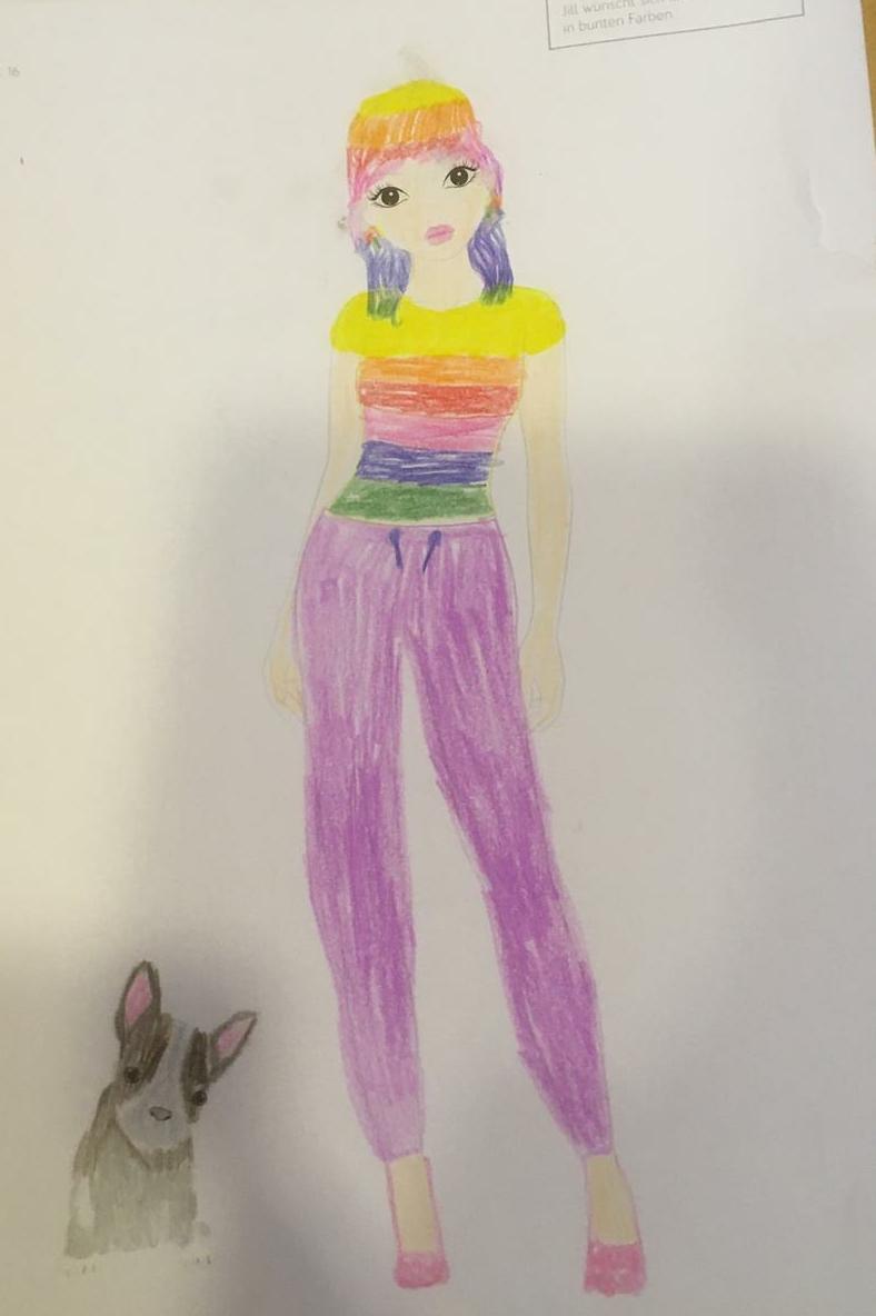 Katharina  K., 9 Jahre, aus Eibiswald