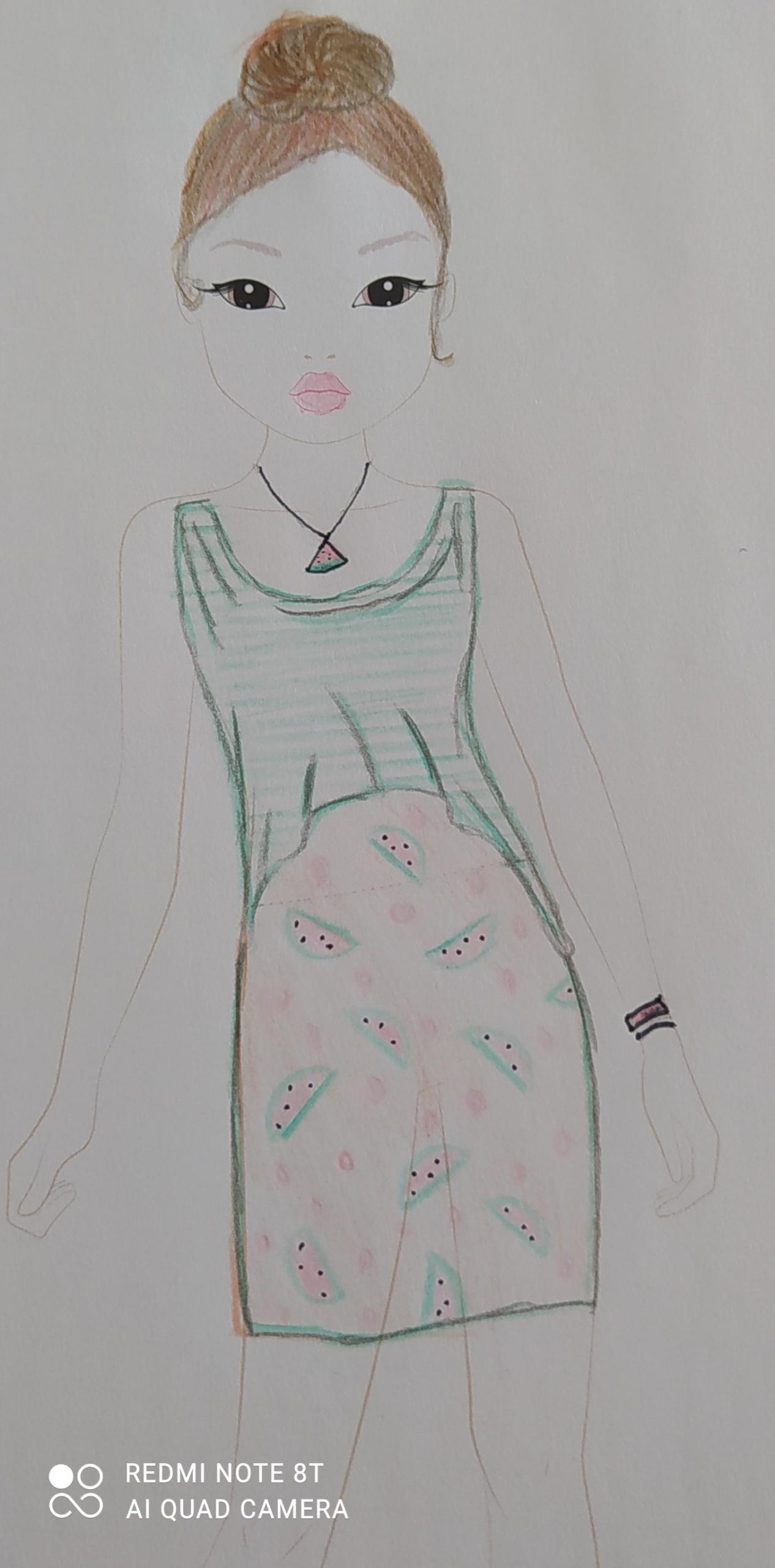Hannah D., 11 Jahre, aus Lahr