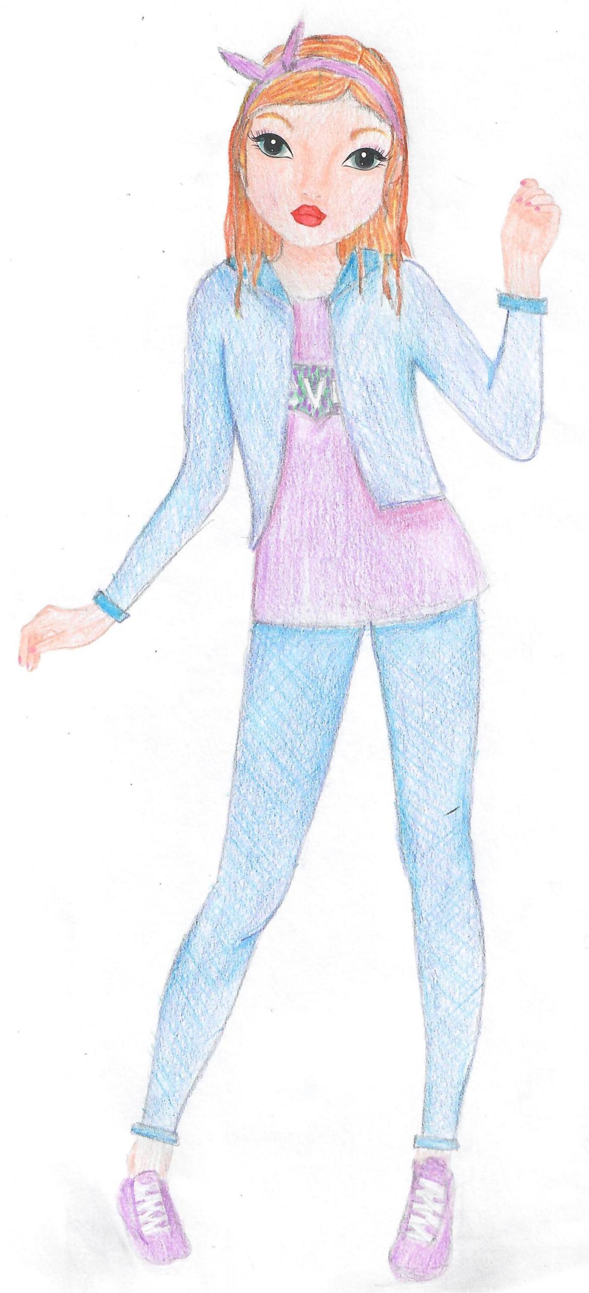 Lara F., 12 Jahre, aus Unterfrauenhaid