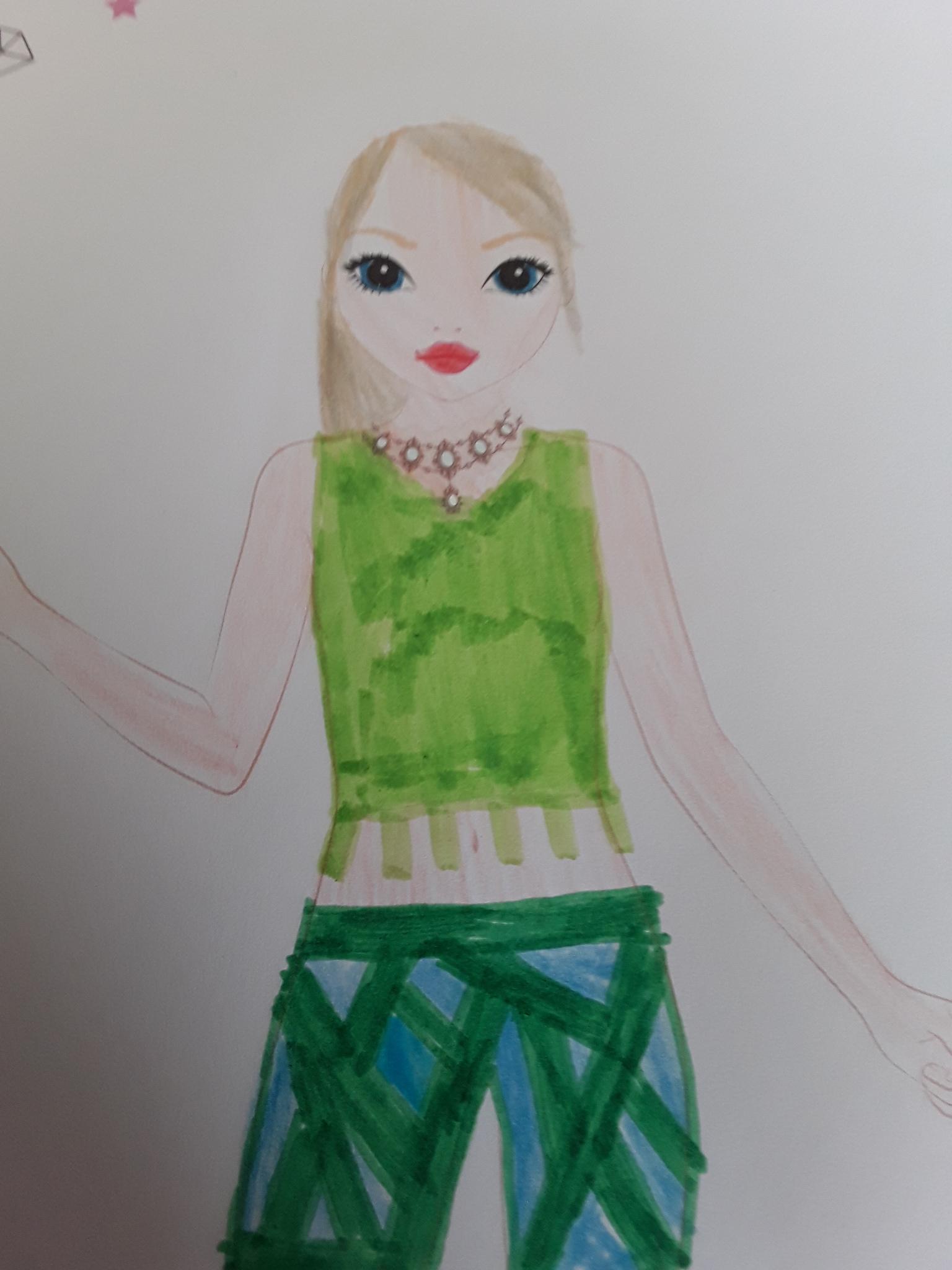 Juna S., 7 Jahre, aus Peine