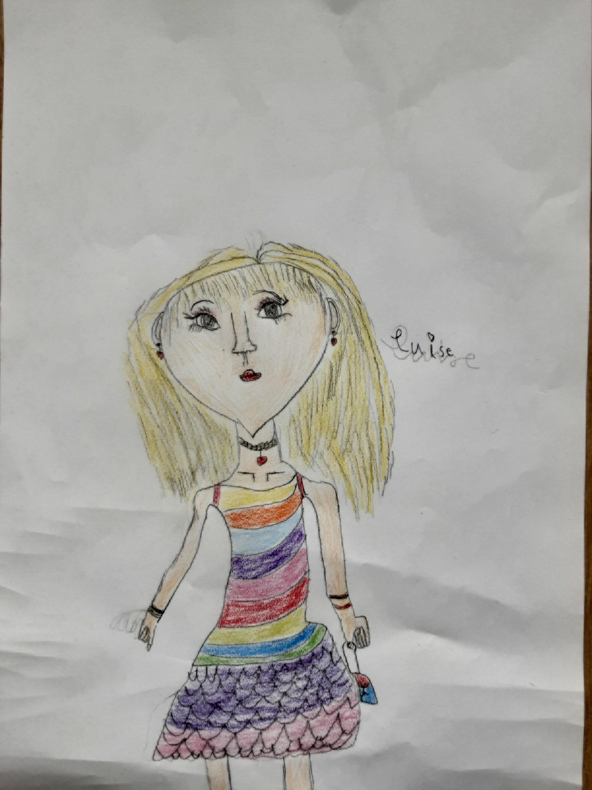Lisa-Elena D., 12 Jahre, aus Lorsch