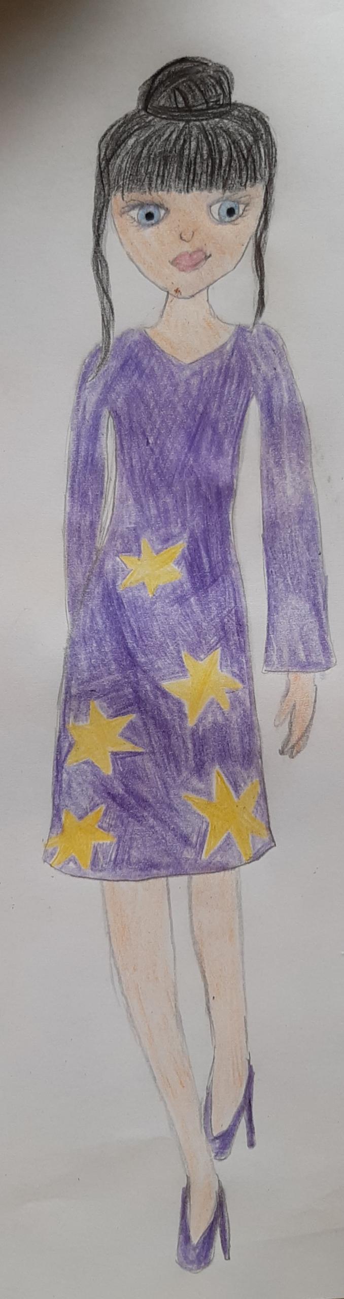 Louise M., 11 Jahre,  Wolfsburg