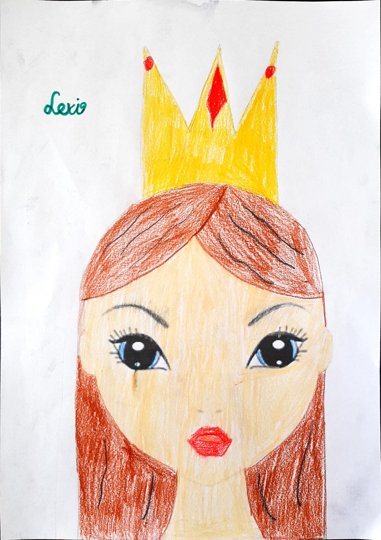 Klara M., 8 Jahre, aus Viums
