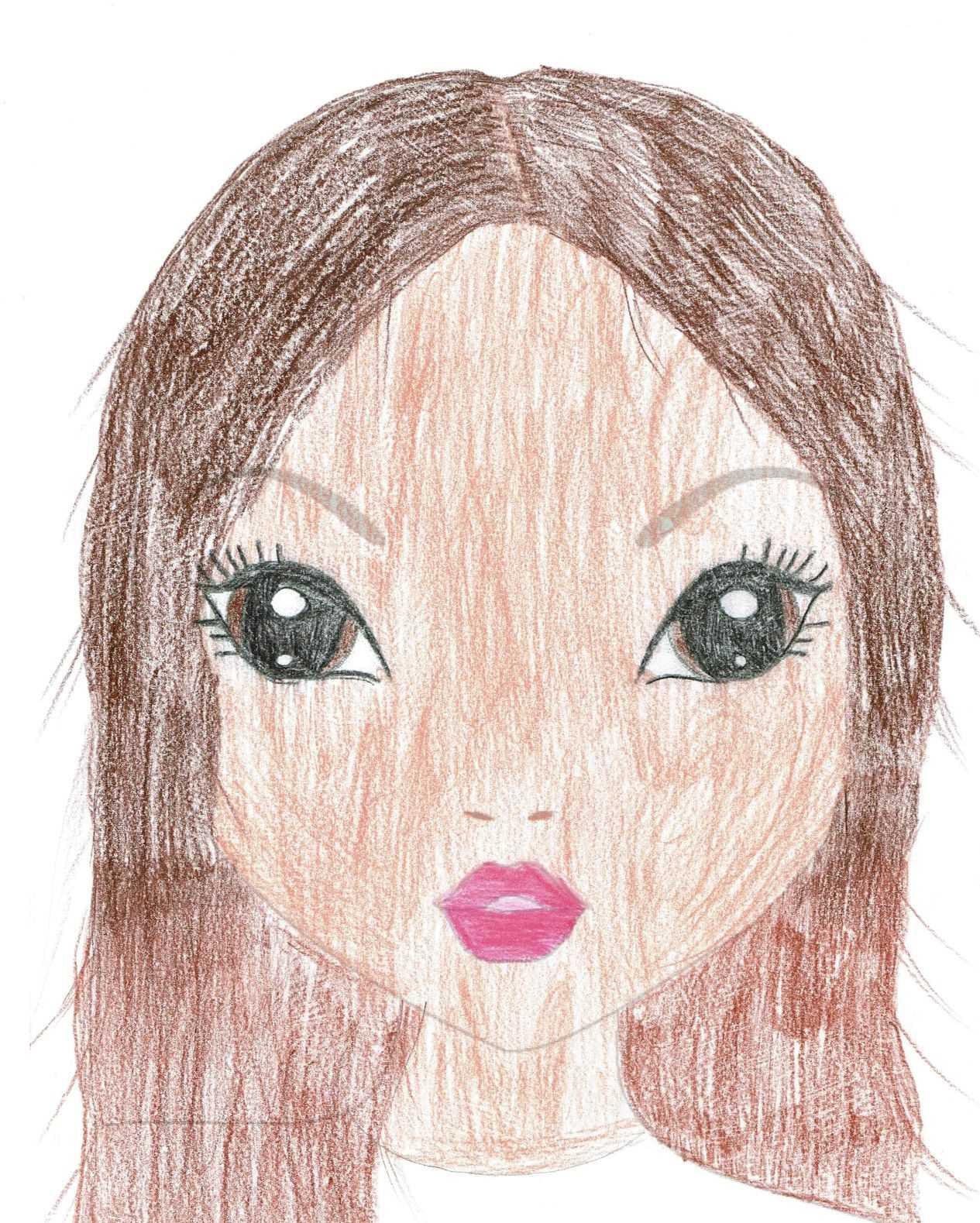 Marie L., 8 Jahre, aus Natz-Schabs