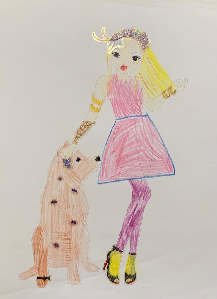 Liya B., 10 Jahre, aus Remscheid