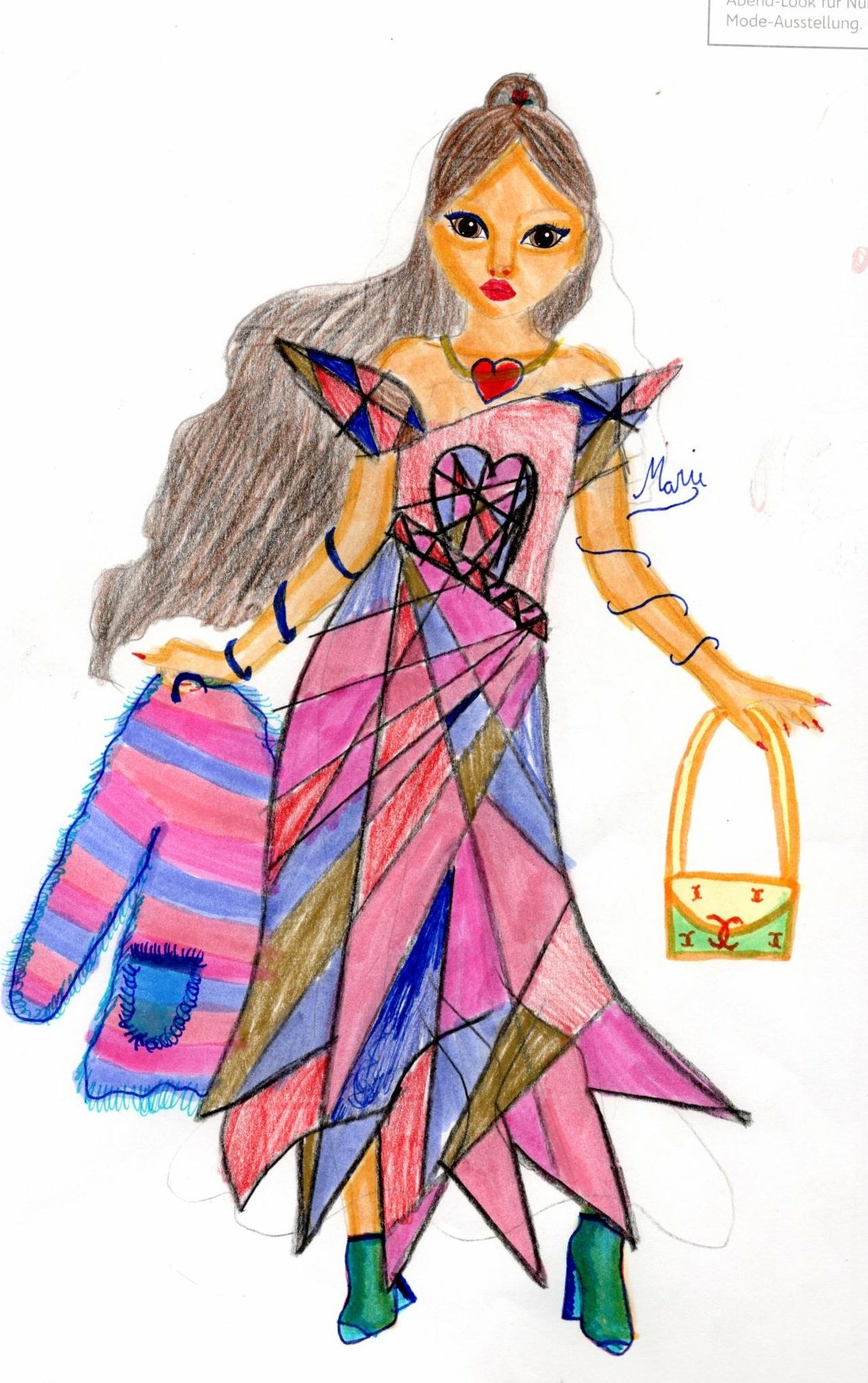 Marie-Christin M., 10 Jahre, aus Oberndorf