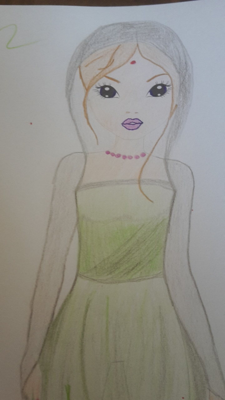 Carla  S., 9 Jahre, aus Dortmund
