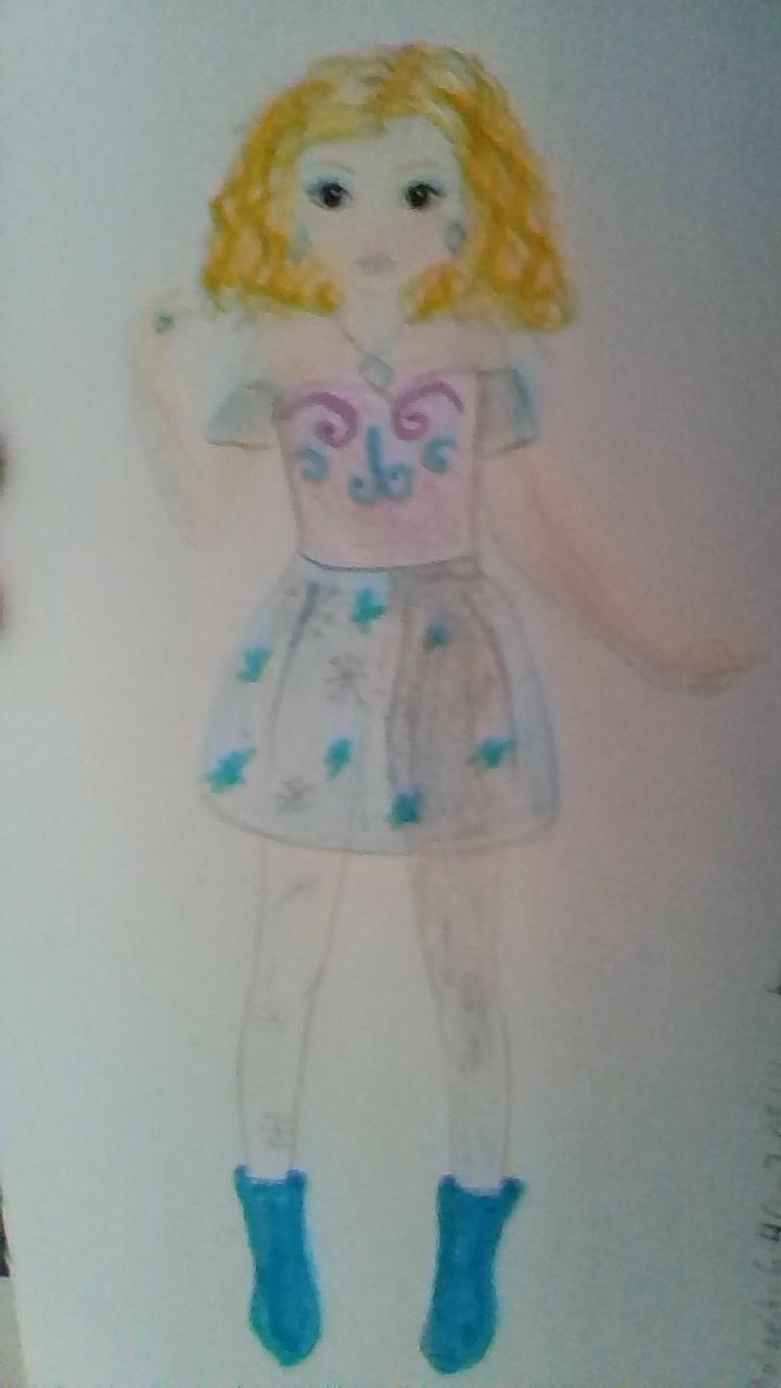 Elisa W., 11 Jahre, aus Nufringen