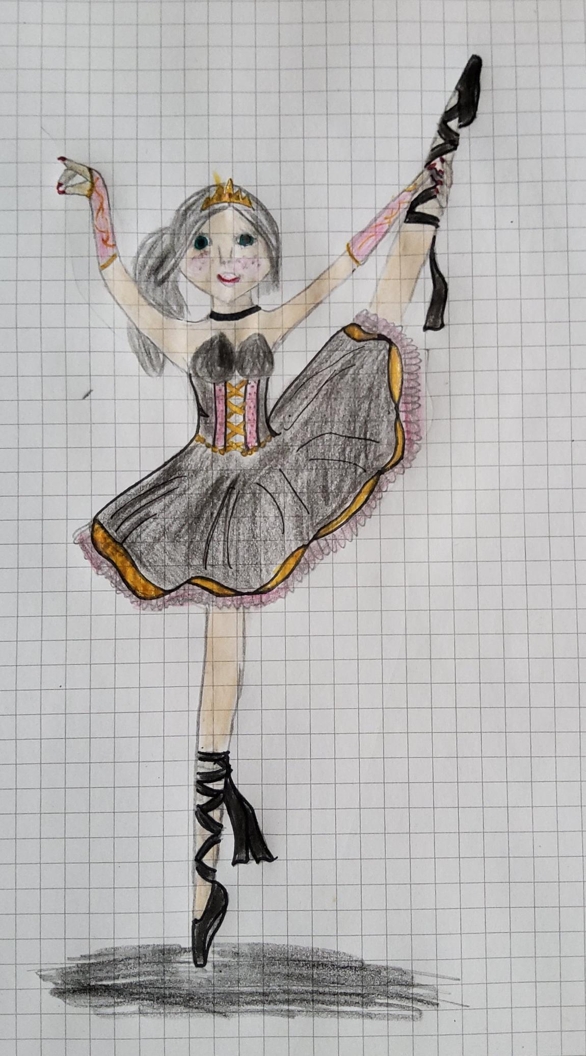 Melody G., 10 Jahre, aus Eggolsheim