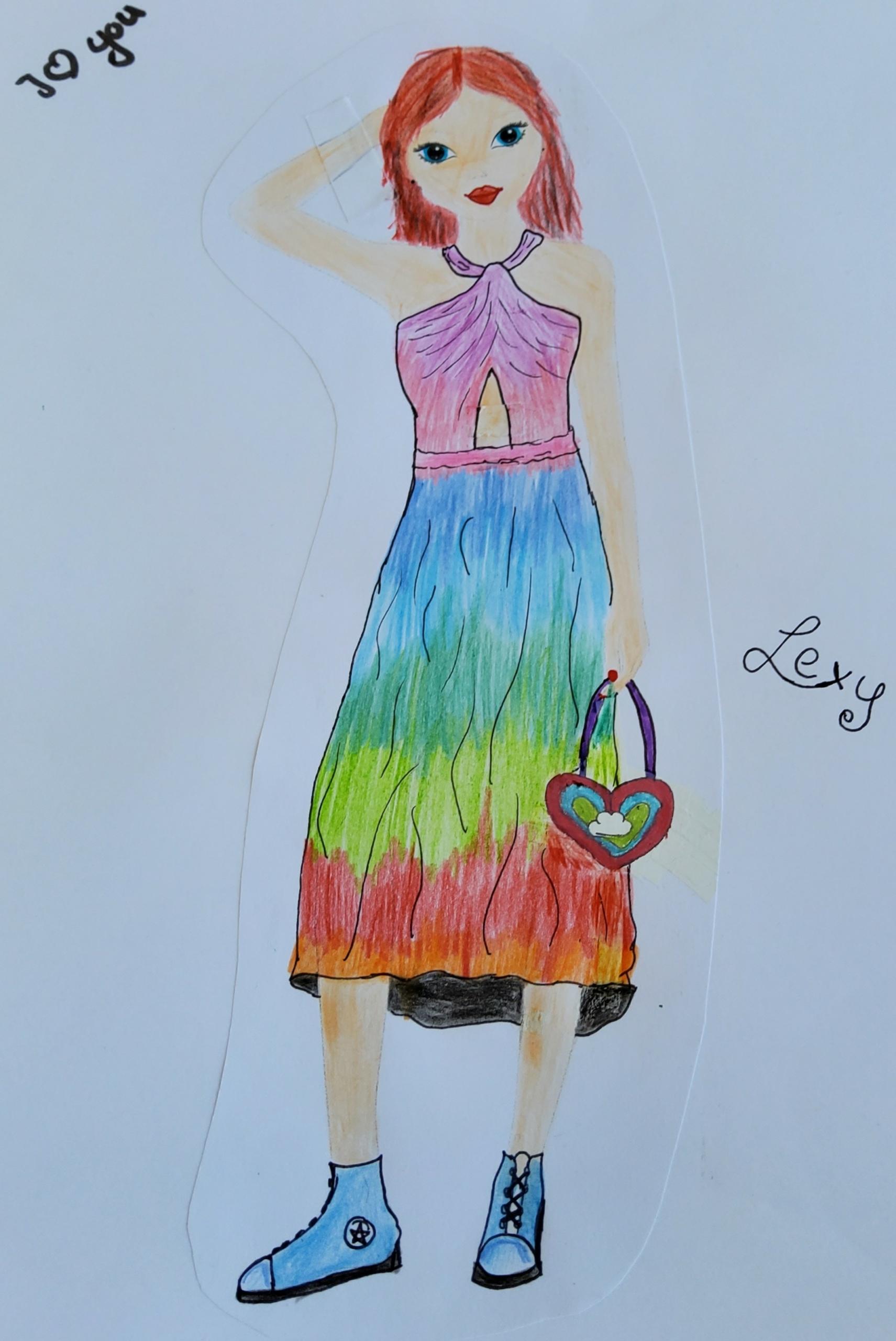Rainbow  C., 10 Jahre, aus Eggolsheim