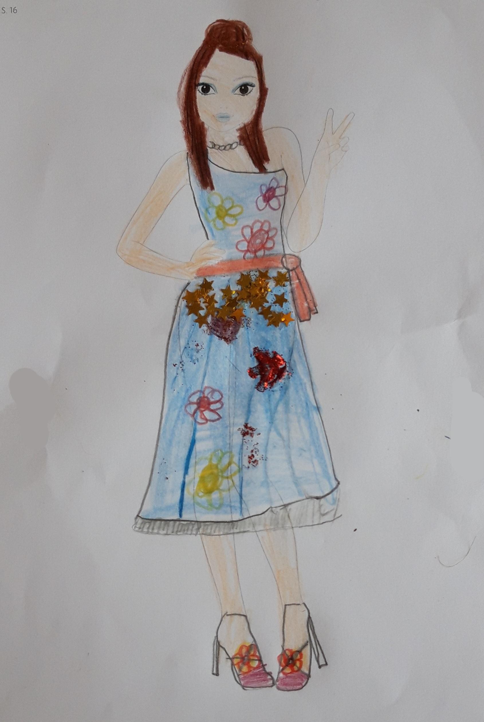 Sophie  T., 10 Jahre,