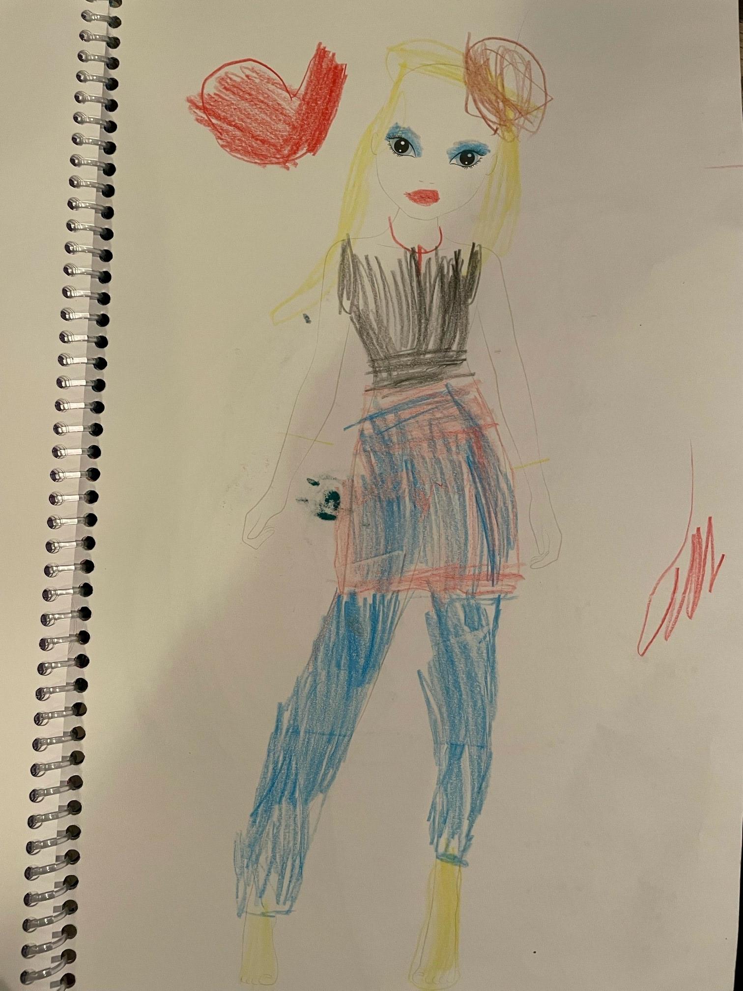 Adriana T., 4 Jahre, aus Sydney