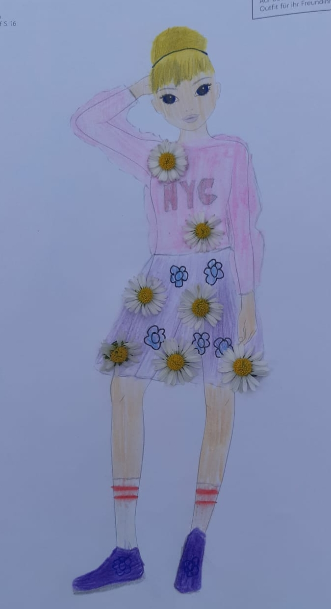 Lea-Marie U., 11 Jahre, aus Soest