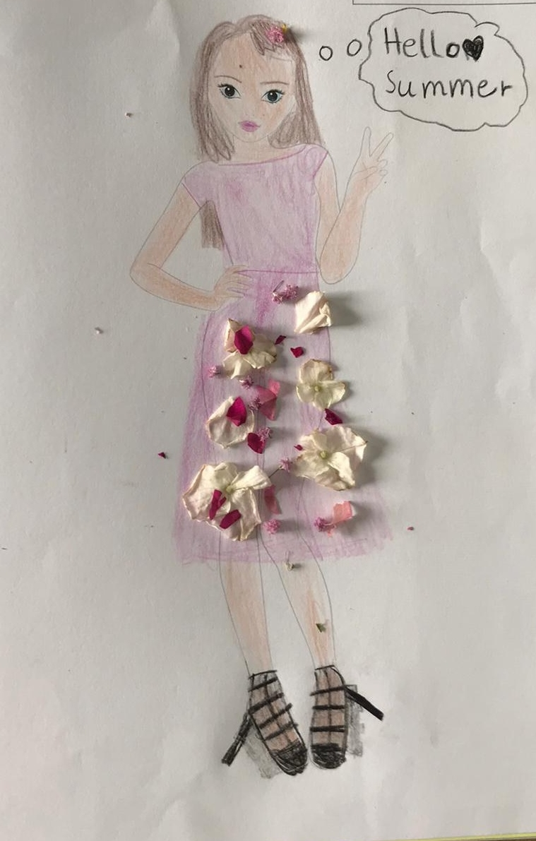 Jolina  K., 9 Jahre, aus Leun