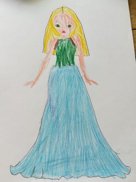 Marlene M., 8 Jahre, aus Heilbronn