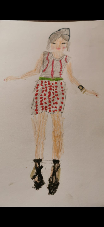 Marichka N., 7 Jahre, aus Centurion