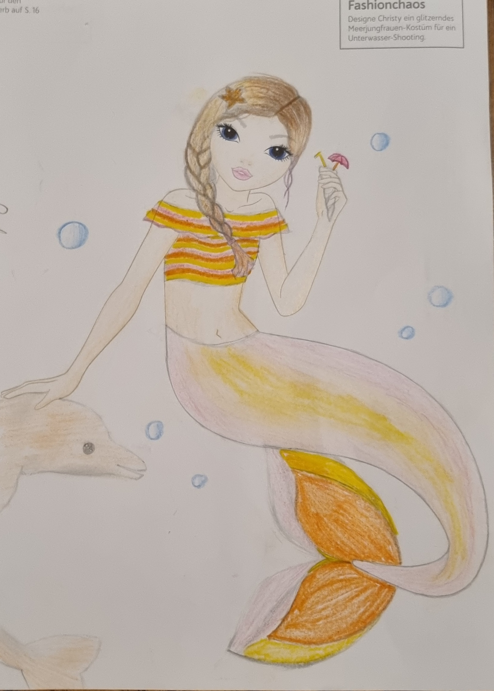 Marlene S., 10 Jahre, aus Thiersee