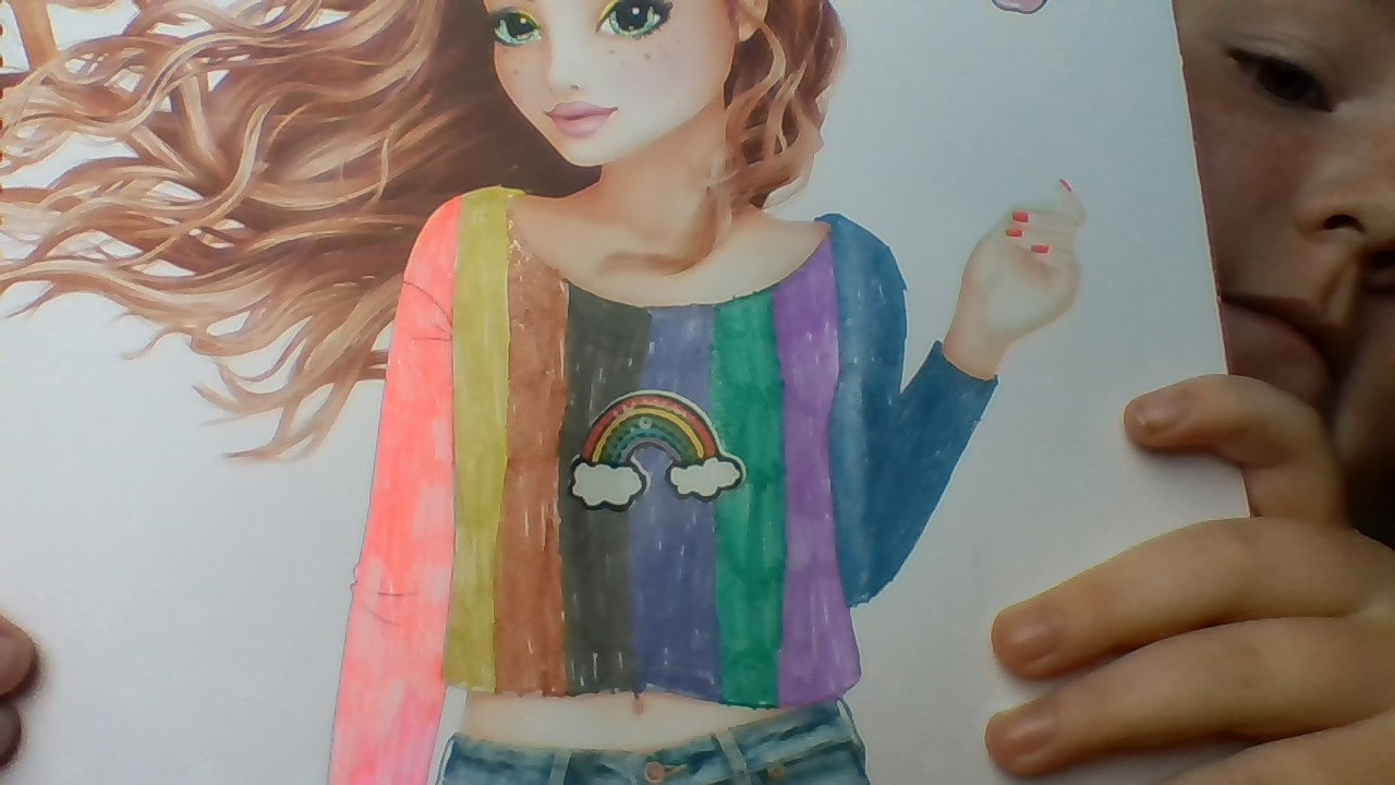 Ava S., 9 Jahre, aus Hull
