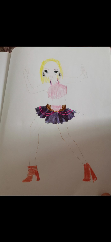 Isla S., 6 Jahre, aus Preston