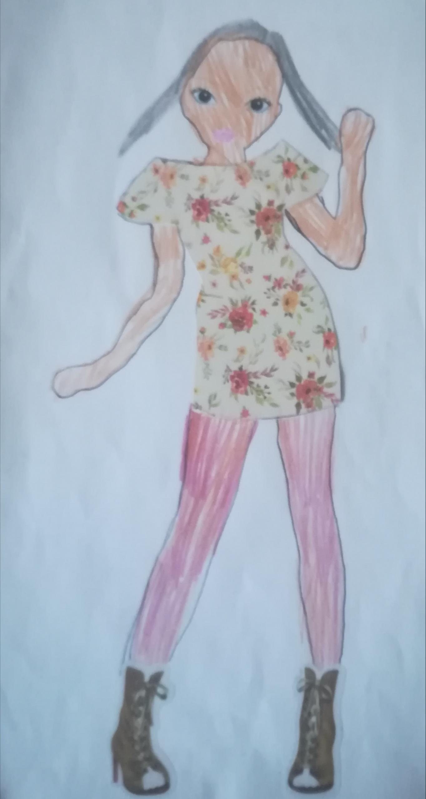 Lala P., 7 Jahre, aus –