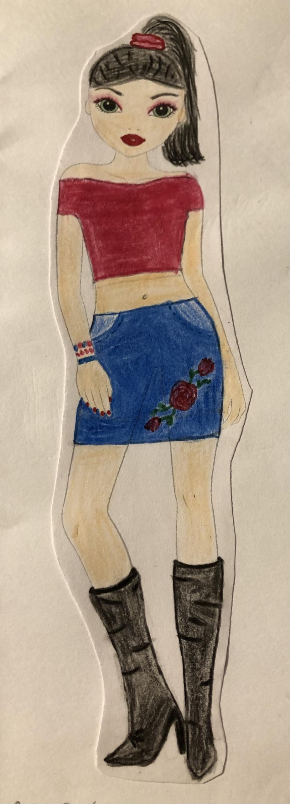 Clara B., 11 Jahre, aus München
