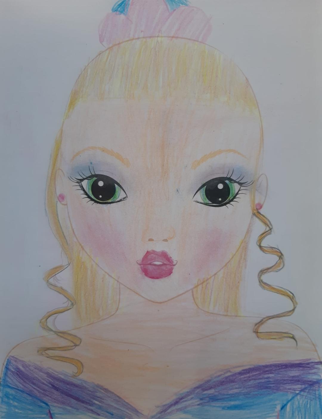 Giorgia  M., 8 Jahre, aus Milano